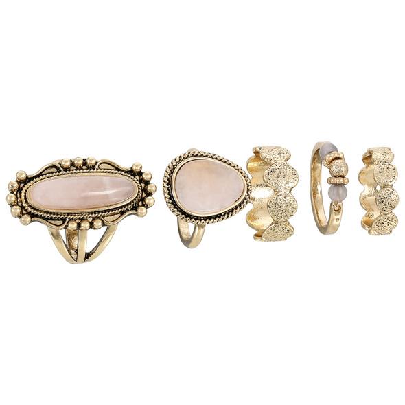 Ring-Set - Fabulous Style