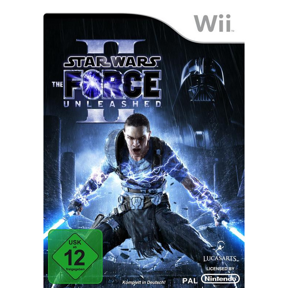 Lucas Arts Star Wars Force Unleashed 2