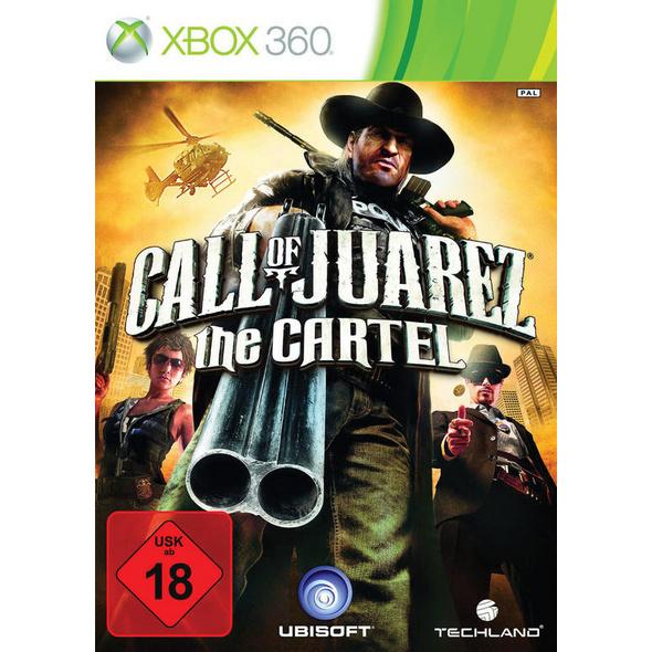 Ubisoft Call of Juarez The Cartel