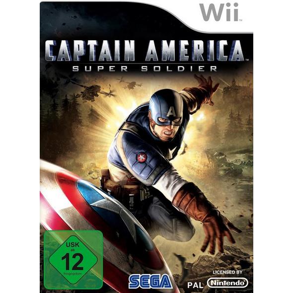 SEGA Captain America Super Soldier