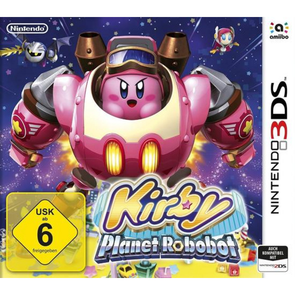Nintendo Kirby Planet Robobot