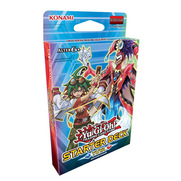 Yu-Gi-Oh! Tradingcard Game - Yuya Starter Deck