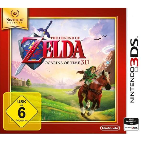 Nintendo The Legend of Zelda: Ocarina of Time (Nintendo Selects)