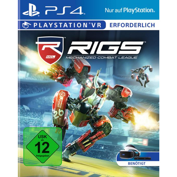 Sony PlayStation VR RIGS: Mechanized Combat League
