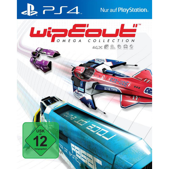 Sony Interactive Entertainment WipEout Omega Collection