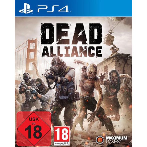 Maximum Games Dead Alliance