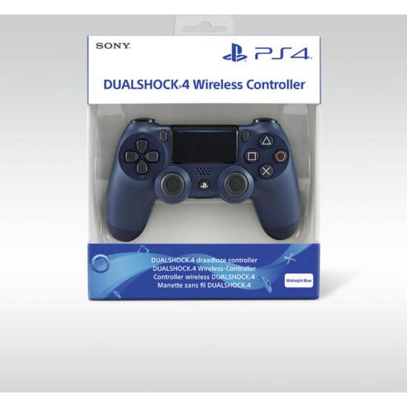 PS4 Dualshock 4 Controller blau