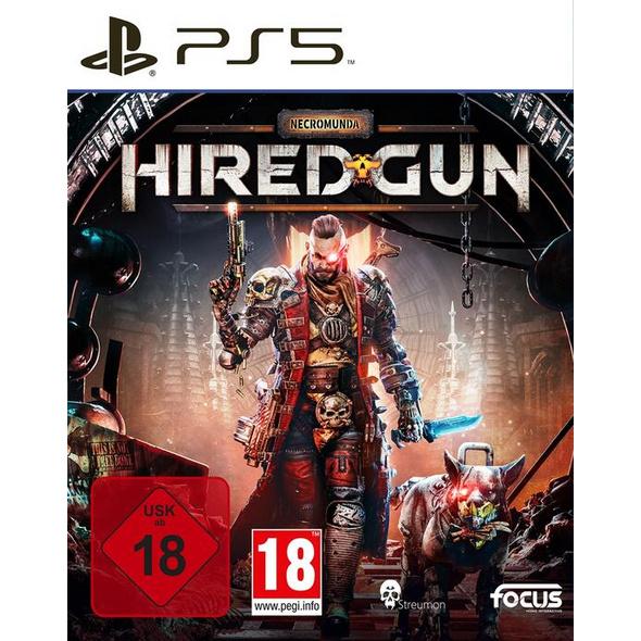 Necromunda: Hired Gun