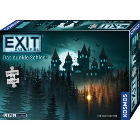 EXIT Spiel   Puzzle - Das dunkle Schloss