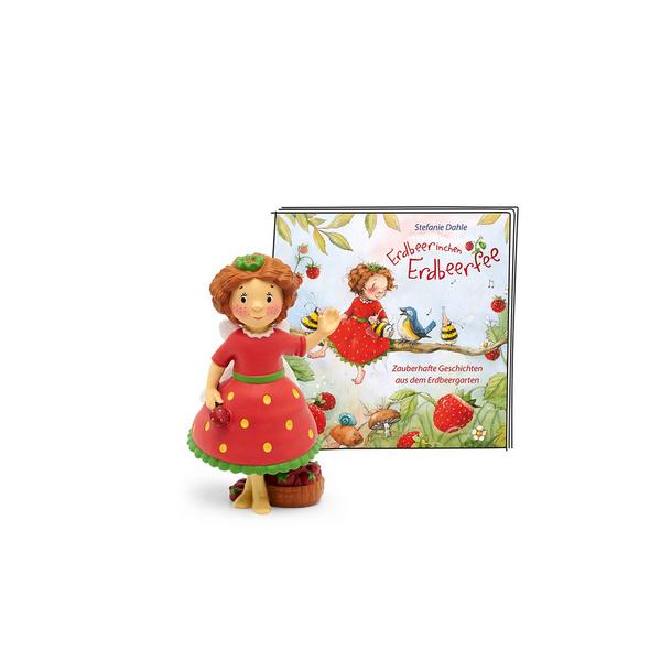 Tonie - Erdbeerinchen Erdbeerfee - Zauberhafte Geschichten  Novi8-21