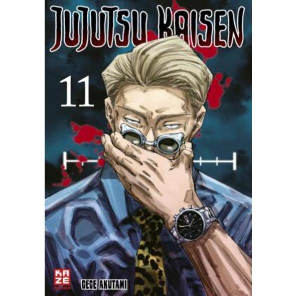 Jujutsu Kaisen - Band 11