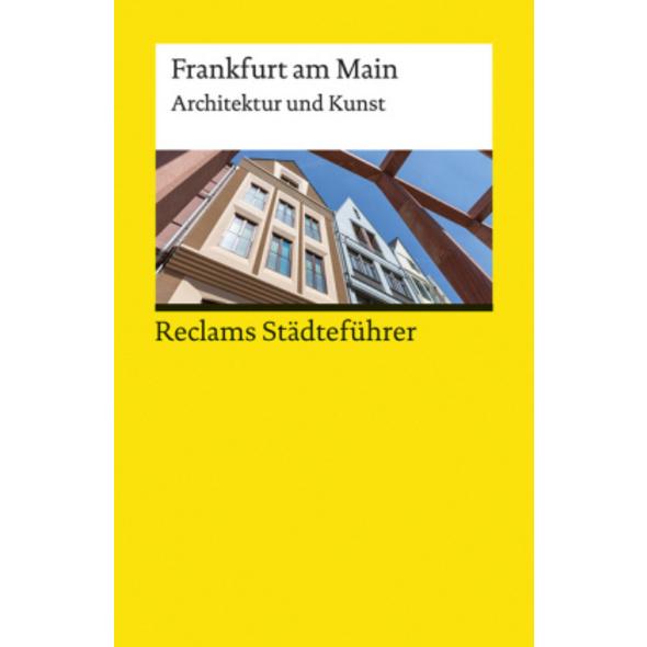 Reclams Städteführer Frankfurt am Main