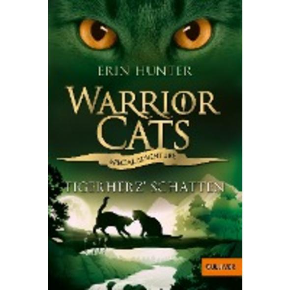 Warrior Cats - Special Adventure. Tigerherz  Schat