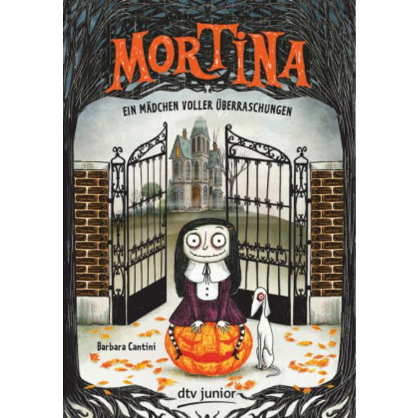 Mortina - Ein Mädchen voller Überraschungen