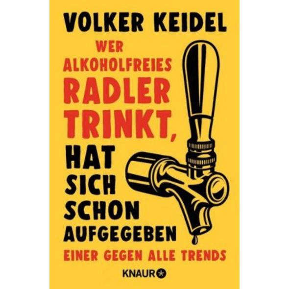 Wer alkoholfreies Radler trinkt, hat sich schon au