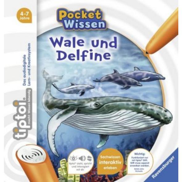 tiptoi  Wale und Delfine