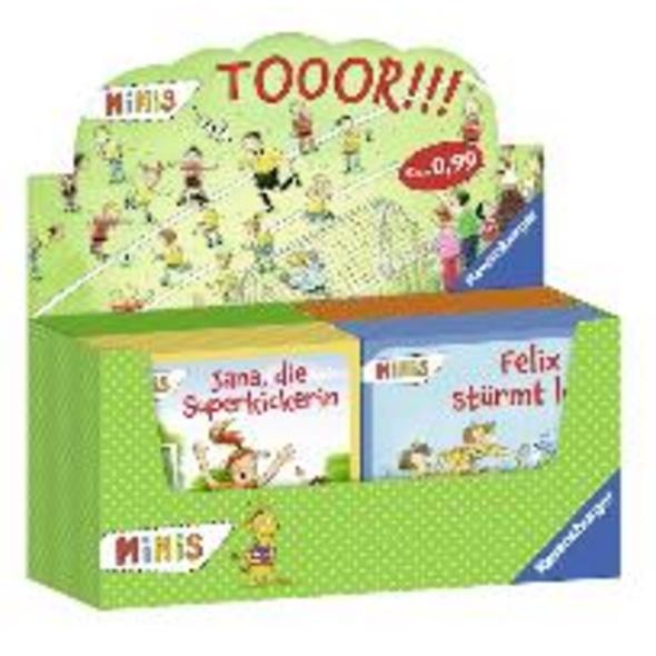 Verkaufs-Kassette  Ravensburger Minis 106 - Tooor!