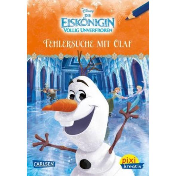 Disney: Die Eiskönigin - Völlig unverfroren, Fehle