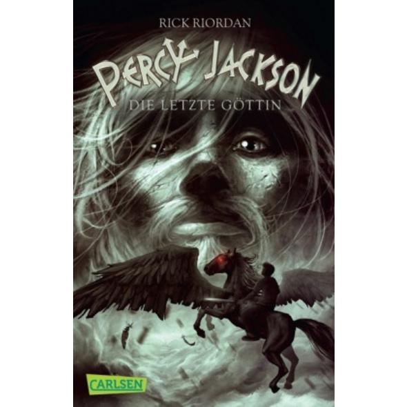 Percy Jackson 05. Percy Jackson - Die letzte Götti