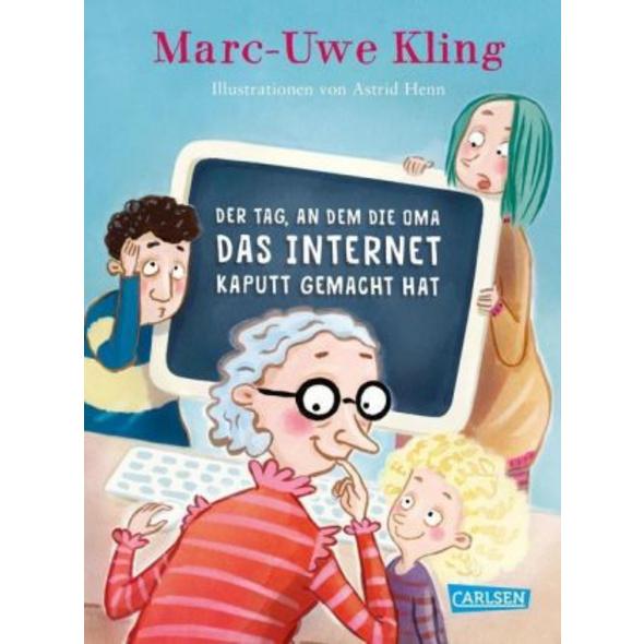 Der Tag, an dem die Oma das Internet kaputt gemach