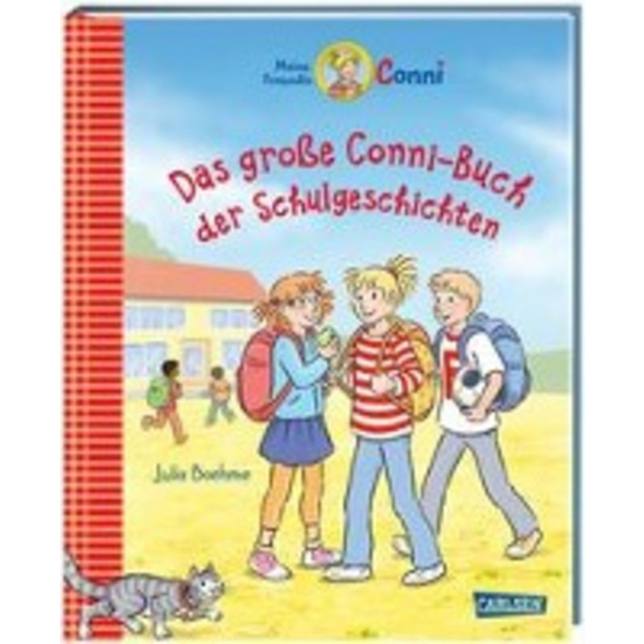Conni-Erzählbände: Das große Conni-Buch der Schulg
