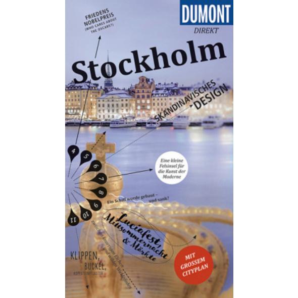 DuMont direkt Reiseführer Stockholm