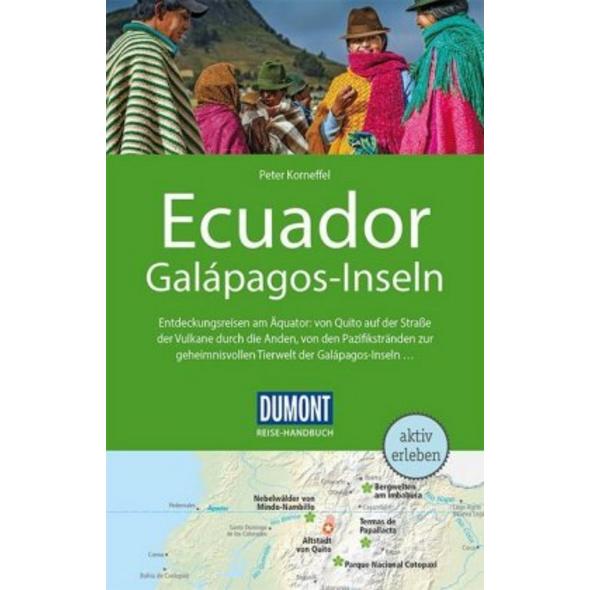 DuMont Reise-Handbuch Reiseführer Ecuador, Galápag