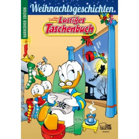 Lustiges Taschenbuch Weihnachtsgeschichten 06