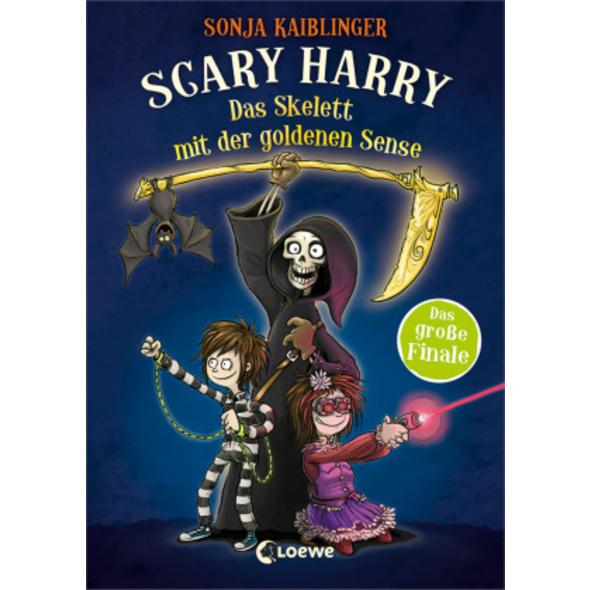 Scary Harry  Band 9  - Das Skelett mit der goldene