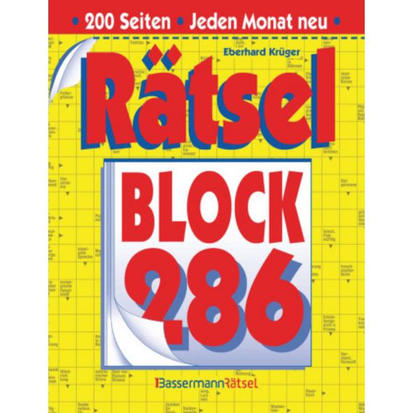 Rätselblock 286