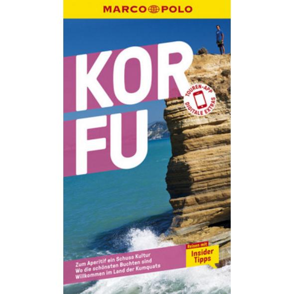 MARCO POLO Reiseführer Korfu