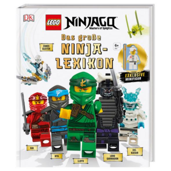 LEGO  NINJAGO  Das große Ninja-Lexikon