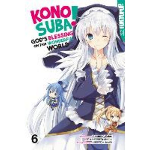 Konosuba! God s Blessing On This Wonderful World!
