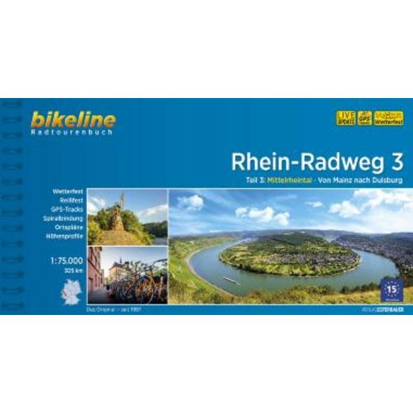 Rhein-Radweg   Rhein-Radweg Teil 3