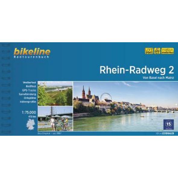 Rhein-Radweg   Rhein-Radweg Teil 2