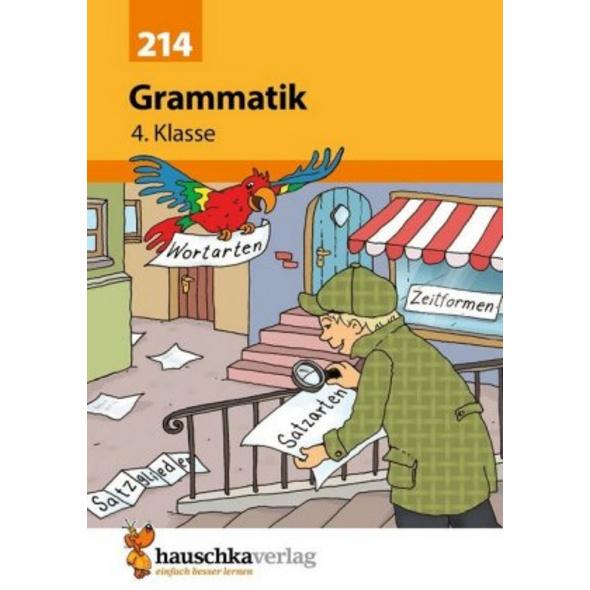 Grammatik 4. Klasse