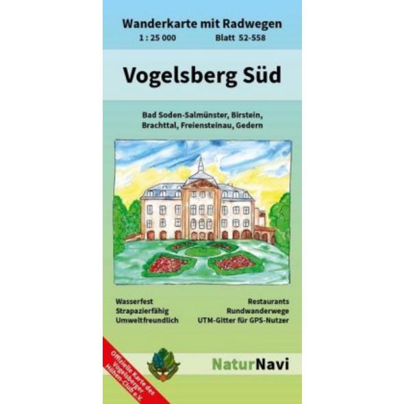 Vogelsberg Süd 1 : 25 000