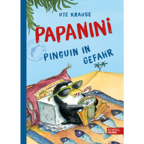 Papanini 02. Pinguin in Gefahr