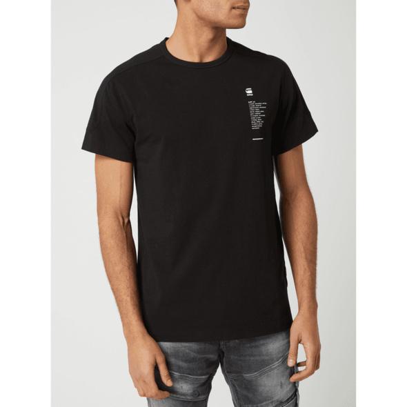 Relaxed Fit T-Shirt aus Organic Cotton Modell 'Korpaz'