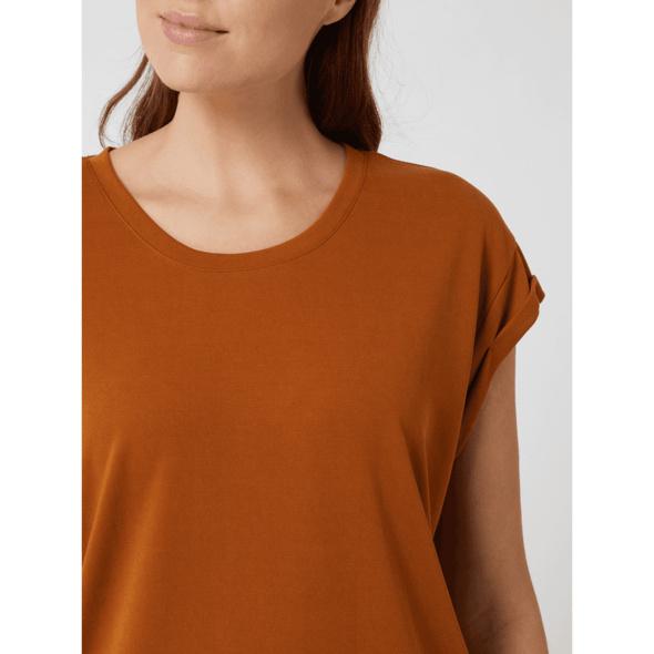 T-Shirt aus Modalmischung