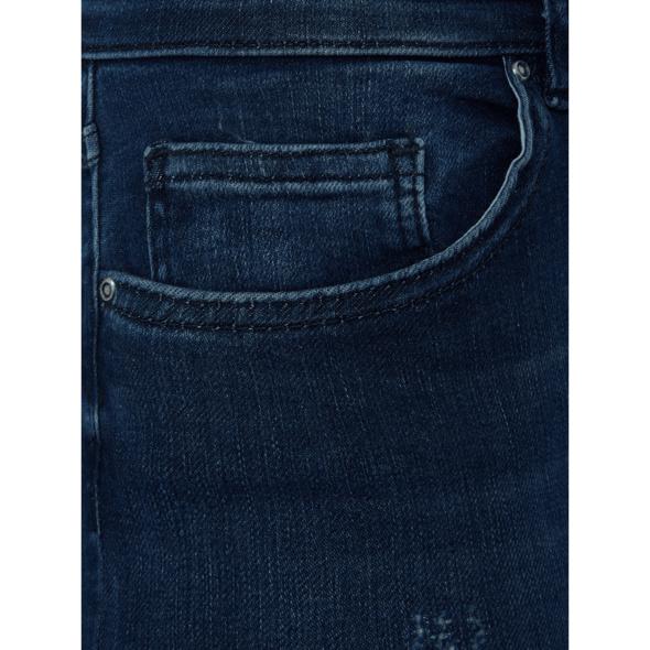 Skinny Fit Jeans im Destroyed Look