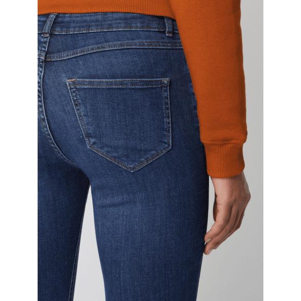 Skinny Fit Jeans mit Stretch-Anteil