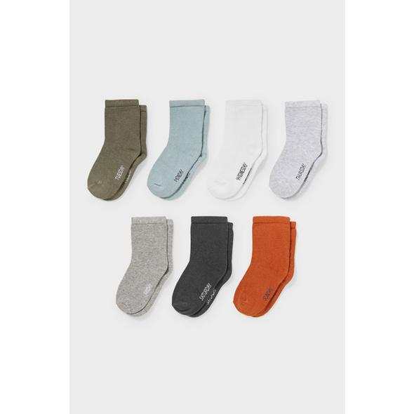 Multipack 7er - Baby-Socken