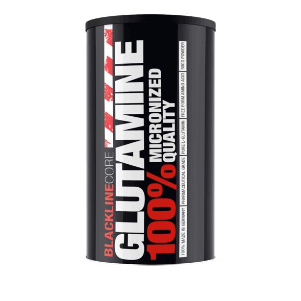 BlackLine 2.0 Core L-Glutamine 500g
