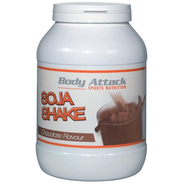 Body Attack Soja Shake 750g-Vanille