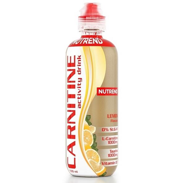 Nutrend Carnitin Activity Drink mit Koffein 500 ml-Mojito