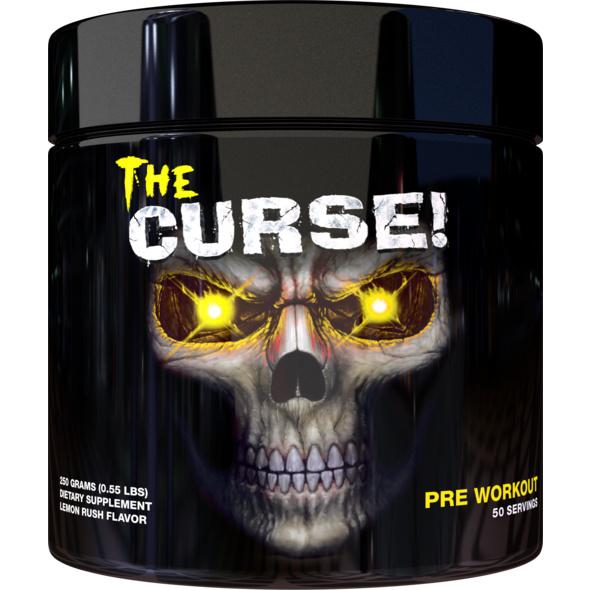 Cobra Labs The Curse 250g-Orange-Mango