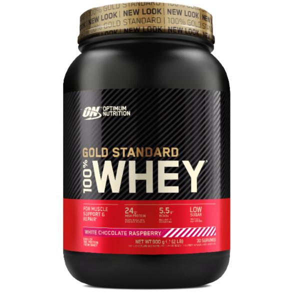Optimum Nutrition 100% Whey Gold Standard 908g-Vanille