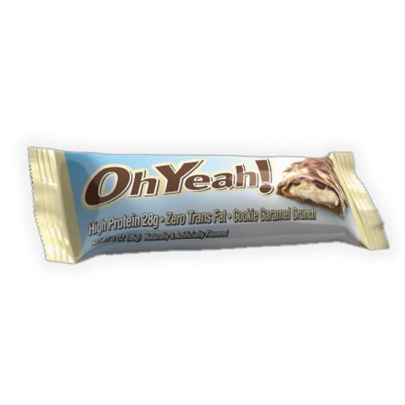 OhYeah! Original Bar 85g-Peanut Butter Caramel