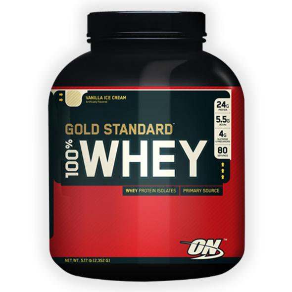 Optimum Nutrition 100% Whey Gold Standard 2270g-Extreme Milk Chocolate